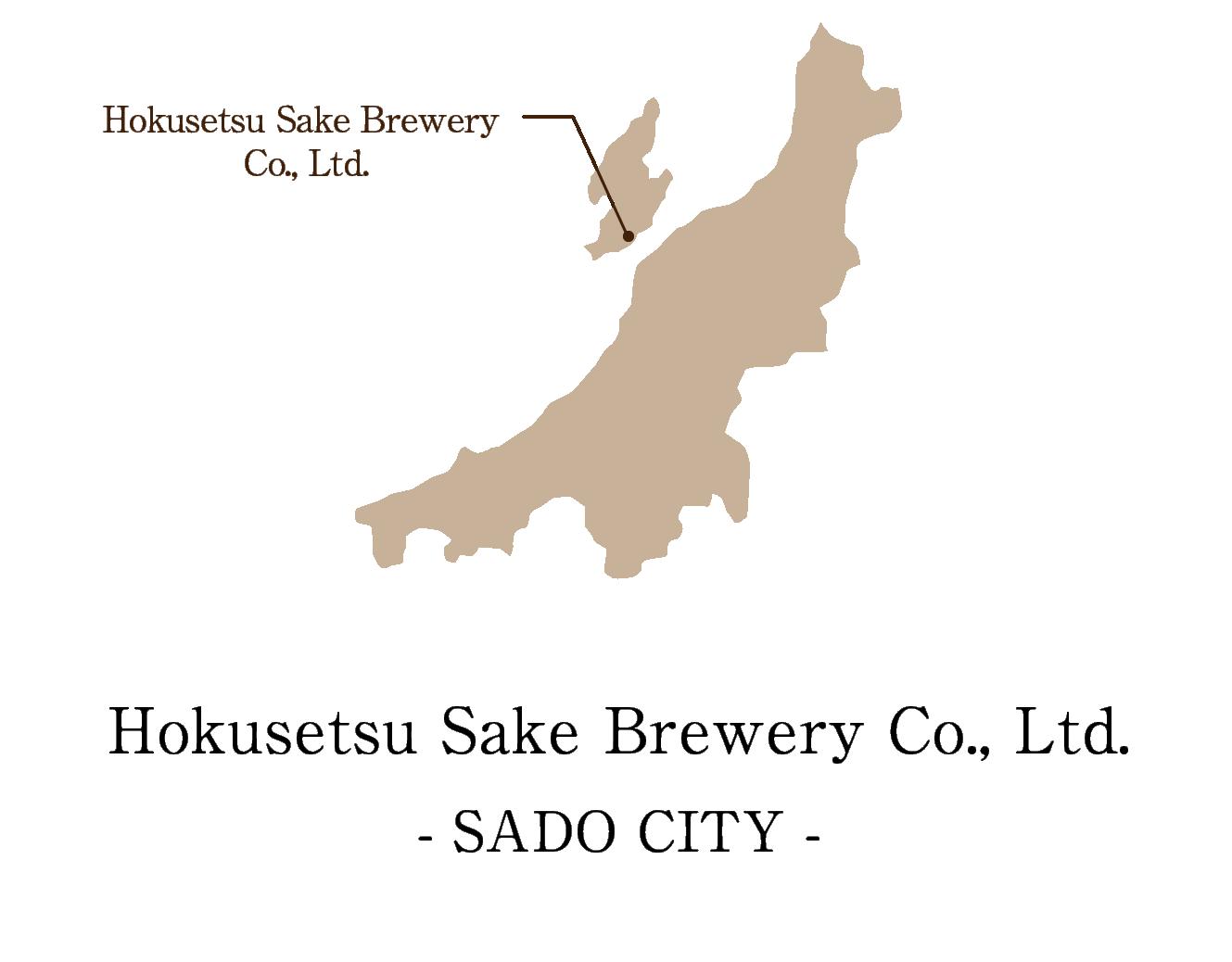 Hokusetsu Shuzo Co., Ltd. SADO CITY